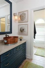 Turquoise Bathroom Vanity Be Inspired To Paint Your Bathroom Vanity A Non Neutral Color