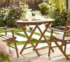 pottery barn bistro table palmetto all weather wicker folding round fixed bistro table honey