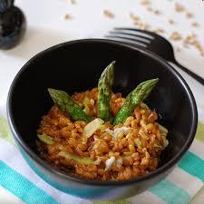 cuisiner le petit eautre recette bio et facile petit épeautre en risotto