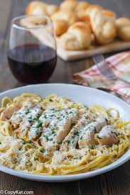 Cat Recipe Olive Garden Five Cheese Ziti Al Forno - olive garden grilled chicken and alfredo sauce