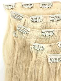 hair clip ins european remy human hair clip in hair extensions