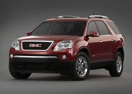 gmc acadia could be cut from production autoevolution