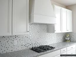kitchen mosaic tile backsplash ideas small glass tile backsplash gray blue glass mosaic tiles