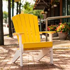 Luxcraft Outdoor Furniture by Lakeside Adirondack Chair Luxcraft