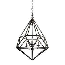 Iron Pendant Light Industrial Cage Pendant Lights Hanging Lights The Home Depot