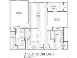 3 Bedroom Apartments In Springfield Mo 2 Bed 2 Bath Apartment In Springfield Mo Coryell Commons
