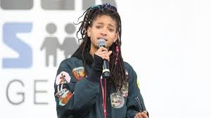 she she willow smith reveals she was cutting herself after early success