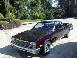 1977 el camino 1985 chevrolet el camino related infomation specifications weili