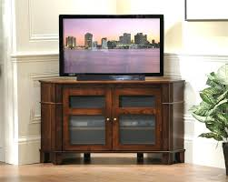 black corner tv cabinet with glass doors corner tv cabinet with doors chocolate bronze inch corner stand amp