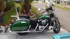 kawasaki nomad green motorcycles for sale