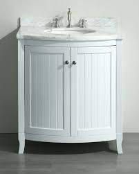 30 Bathroom Vanity by White 30 Inch Bathroom Vanity White Carrera Marble Top