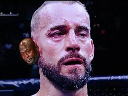 Cm Punk Meme - crying jordan ear cm punk know your meme
