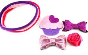 hair ribbon s day hair bow supplies for diy craft projects