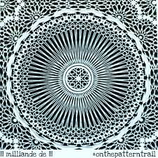 i often imagine how difficult it is to draw these sacred geometry
