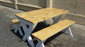 Rustic Wooden Outdoor Furniture Bench Wooden Benches For Outside Best Wooden Garden Benches