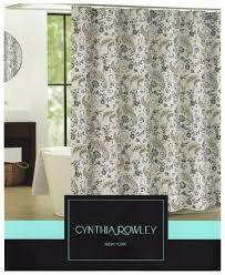 Cynthia Rowley Curtain Shower Curtains Cynthia Rowley Shower Curtains Pictures Of