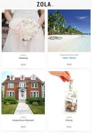 online wedding gift registry how a gift registry look get an exle here gift registry