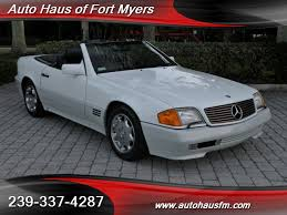 ft myers mercedes 1991 mercedes 300sl fort myers florida for sale in fort myers