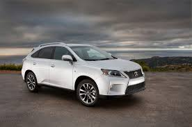 2013 lexus rx 350 f sport first drive automobile magazine