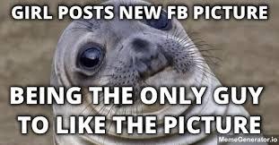 Seal Meme Generator - meme generator awkward moment seal image memes at relatably com