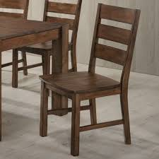 Solid Wood Patio Furniture by Loon Peak Scriba Solid Wood Dining Chair By Simmons Casegoods