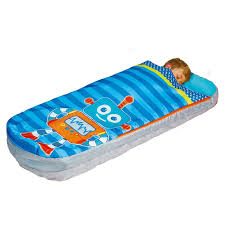 Kids Air Bed Junior Kids Ready Air Beds Disney Minnie Minions Frozen Cars