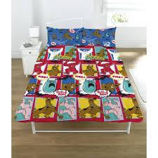 Scooby Doo Bed Sets Scooby Doo Bed Bed Room Set Scooby Doo Bed Sheets Hoodsie Co