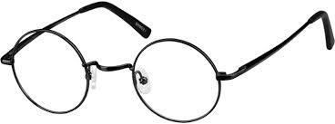 black friday eyeglasses black metal alloy round eyeglasses 5500 zenni optical eyeglasses