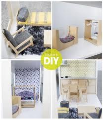 Dollhouse Modern Furniture by 7 Best Dollhouses Images On Pinterest Dollhouses Modern