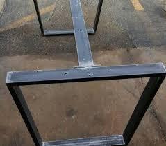 best 25 table legs ideas enchanting best 25 steel table legs ideas on wood of