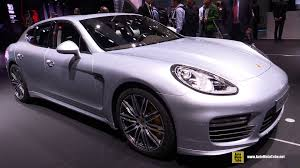 panamera porsche 2016 2016 porsche panamera turbo exterior and interior walkaround