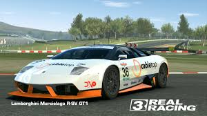 Lamborghini Murcielago Sv Interior - lamborghini murcielago r sv gt1 real racing 3 wiki fandom