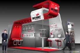 3d designer 3d outsmart exhibition design curly designer
