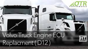 aftermarket volvo truck parts volvo truck engine ecu replacement d12 otr performance youtube