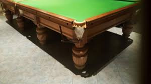 full size snooker table union billiards full size snooker table junk mail