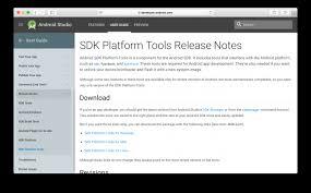 android adb adb fastboot android sdk platform tools