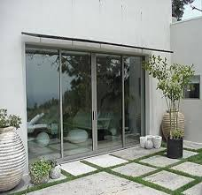 Patio Doors Glass Glass Patio Doors Are Becoming A Necessity In Modern Residences