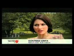 Film Cinta Kontrak | promo kontrak cinta skrin di 9 tv9 6 7 2011 youtube