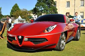 alfa romeo disco volante green lit for ultra limited production