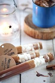fan de cuisine idee cadeau cuisine petites fioles de chocolat chaud a offrir idee