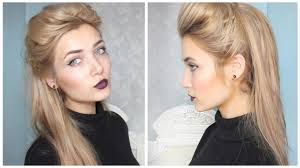 hairstyles for back to school short hair half updo hairstyles for short hair back to school cute amp easy