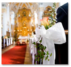 Church Decorations For Wedding Church Wedding Decorations
