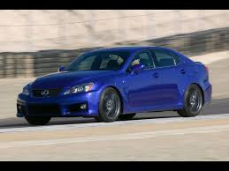 lexus isf wallpaper 2010 lexus is f blue front and side speed 1600x1200 wallpaper