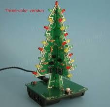 technology tecnología tree led flash kit 3d diy