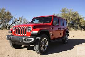 jeep wrangler 2018 jeep wrangler first drive review pictures specs digital