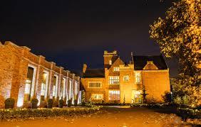 exclusive use wedding venue pendrell hall staffordshire