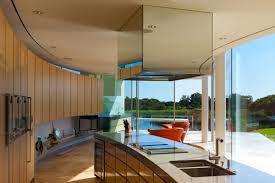 Curved Kitchen Designs Curved Kitchen Interior Design Ideas