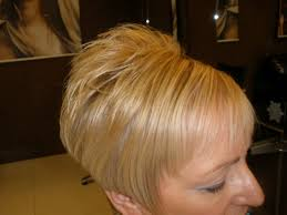 how to cut hair in a stacked bob short hair cut with lots of body trevor francis xpert hair