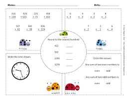 multiplications for 3rd graders worksheet third grade math practice wosenly free worksheet