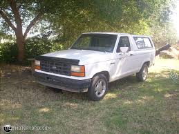 Ford Ranger With Truck Camper - 1991 ford ranger id 11590